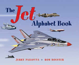 The Jet Alphabet Book cover image