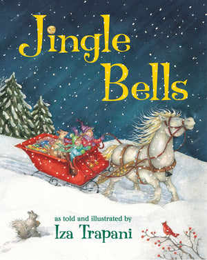 Jingle Bells book cover