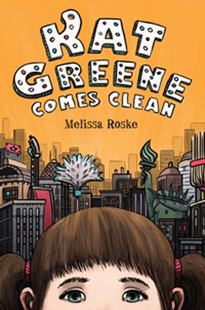 Kat Greene Comes Clean book cover