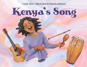 Kenya's Song book cover
