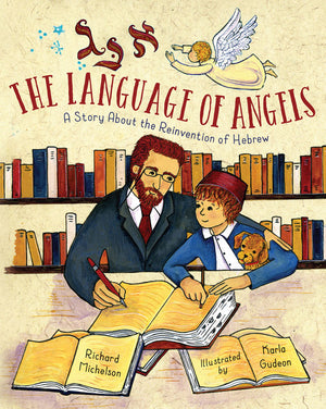 The Language of Angels book cover