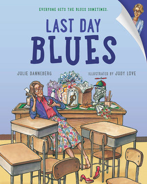 Last Day Blues book cover