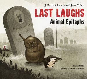 Last Laughs: Animal Epitaphs book cover