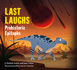 Last Laughs: Prehistoric Epitaphs book cover