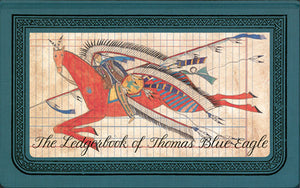 The Ledgerbook of Thomas Blue Eagle book cover