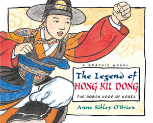 The Legend of Hong Kil Dong book cover