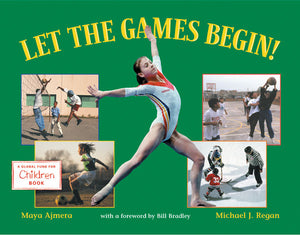 Let the Games Begin! book cover