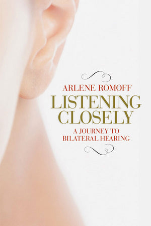 Listening Closely book cover image
