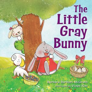 The Little Gray Bunny book cover
