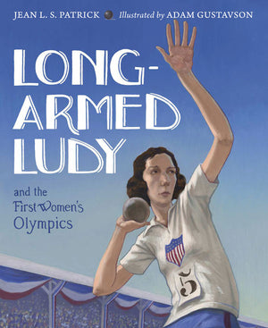 Long-Armed Ludy book cover