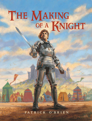 The Making of a Knight book cover