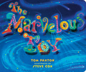 The Marvelous Toy Board Book cover image