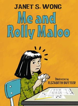 Me and Rolly Maloo book cover