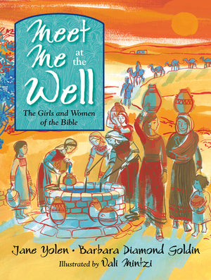 Meet Me at the Well book cover