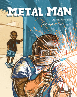 Metal Man book cover