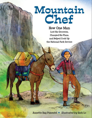 Mountain Chef book cover