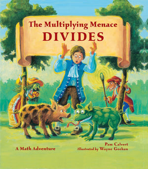 The Multiplying Menace Divides book cover