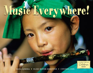 Music Everywhere! book cover