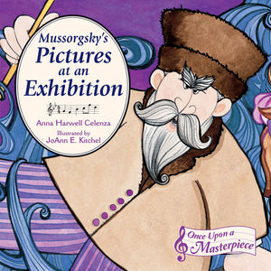 Mussorgsky's Pictures at an Exhibition book cover