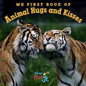 My First Book of Animal Hugs and Kisses book cover