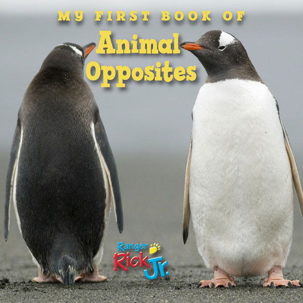 My First Book of Animal Opposites