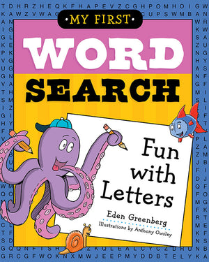 My First Word Search: Fun with Letters book cover