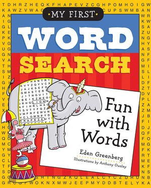 My First Word Search: Fun with Words book cover
