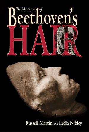 The Mysteries of Beethoven's Hair book cover
