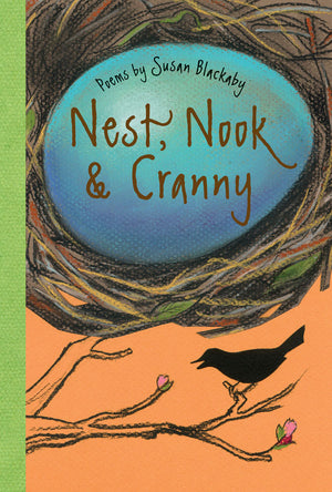 Nest, Nook & Cranny book cover