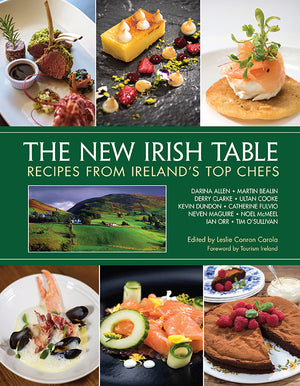 The New Irish Table book cover image