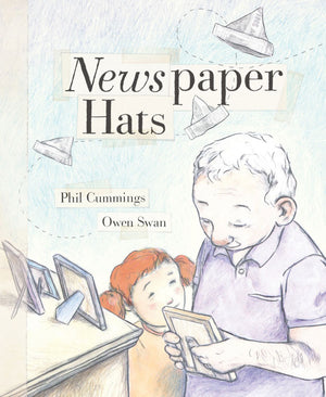 Newspaper Hats book cover