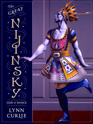 The Great Nijinsky book cover