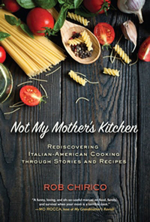 Not My Mother's Kitchen book cover image