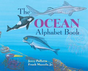 The Ocean Alphabet Book cover image