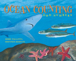 Ocean Counting: Odd Numbers book cover