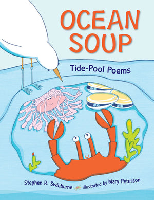 Ocean Soup: Tide-Pool Poems book cover