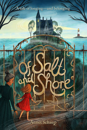 Of Salt and Shore book cover