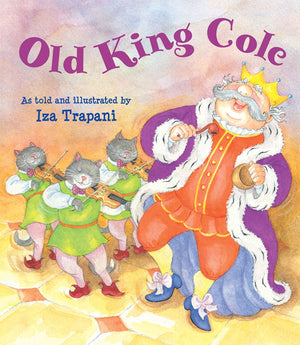 Old King Cole book cover