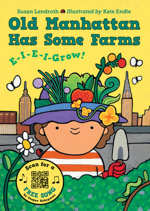 Old Manhattan Has Some Farms Board Book