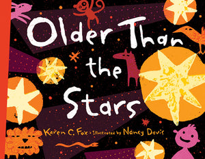 Older Than the Stars book cover