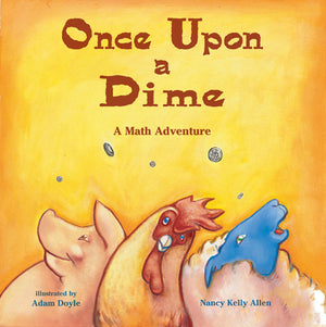 Once Upon a Dime book cover
