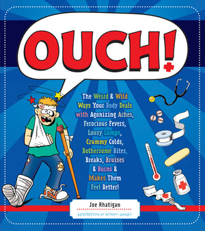Ouch! book cover