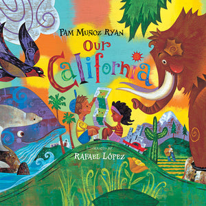 Our California book cover