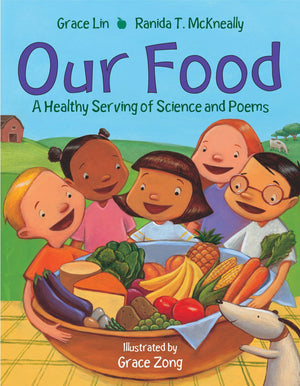 Our Food book cover