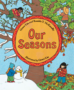 Our Seasons book cover