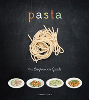 Pasta book cover image