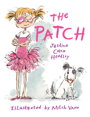 The Patch book cover