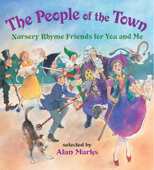 The People of the Town book cover