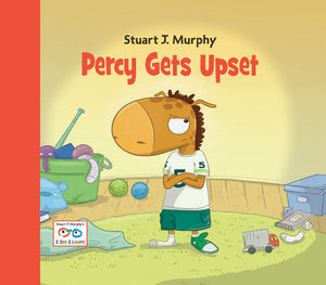 Percy Gets Upset book cover
