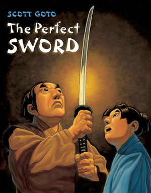 The Perfect Sword book cover